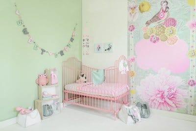 Diss-bedden - Babybed