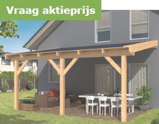 Houten overkapping voor uw tuin? - Tuindomein.nl